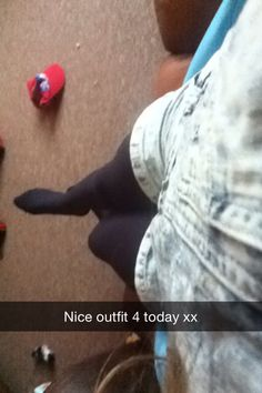 Blue shirt with tight and cool dungarees ... ( dungarees and blue shirt from NEXT and tights from TESCO )
