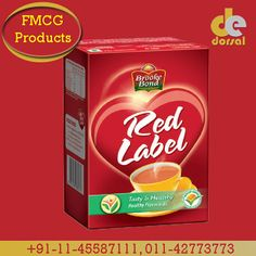 Leading Exporter Company for FMCG Products, Food Products and Beverages