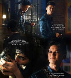 Awe I'm crying Magnus's face in the last one