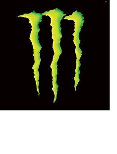 Monster Energy Drink #logo