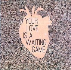 Waiting Game - Banks Lyrics