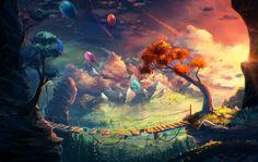 landscape #27 by Sylar113 on DeviantArt