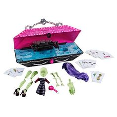 Monster High Create a Monster Design Lab Playset - Mattel - Monster High - Playsets at EE Distribution