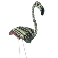 Just in! Forum Novelties 2... Click here http://costumes-etailer.myshopify.com/products/forum-novelties-2-foot-zombie-flamingo-lawn-ornament?utm_campaign=social_autopilot&utm_source=pin&utm_medium=pin