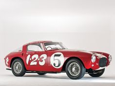 1953 Ferrari 250 MM Berlinetta Pininfarina