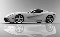 Corvette Z03 Concept by Ugur Sahin