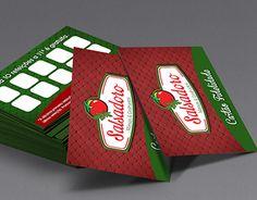 """Confira meu projeto do @Behance: """"Cartão fidelidade"""" https://www.behance.net/gallery/18639147/Cartao-fidelidade"""