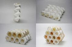 20140110 Stackable origami module