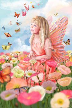 Yana Kucheeva: Princess Butterfly