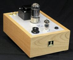 Bottlehead OTL Headphone Amplifier Kit - DIY crack headphone amp. Would like to try my hand at building one in 2012.