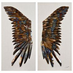 Buy the Ren Wil Matte Direct. Shop for the Ren Wil Matte Ravens Tall and Wide Canvas Impressionism Wall Painting and save. Wood And Metal, Metal Wall Art, Canvas Art Prints, Canvas Wall Art, Bird Canvas, Painting Canvas, Raven Wings, Wing Wall, Wall Décor