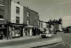 b4238461ddc Kentish town nw5 1973. Lindsay Bown · Vintage London