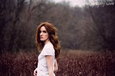 color photography, color self-portrait, outdoor portrait, color portrait