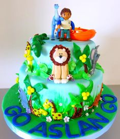 Perfect Paw Patrol Birthday Cakes Birthday Cakes Birthdays - Go diego go birthday cake