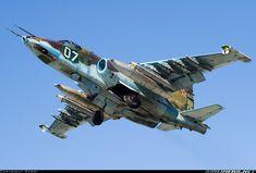 Su-25 | Picture of the Sukhoi Su-25 aircraft