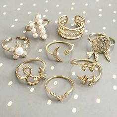 If you like jewelry, please contact me. This is Maggie from Azone Jewelry in China. Whats app/skype/wechact: 17358865475 Cute Rings, Pretty Rings, Beautiful Rings, Stylish Jewelry, Cute Jewelry, Jewelry Accessories, Unique Jewelry, Bijoux Design, Jewelry Design