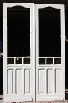 Doppelschiebetür zwischen Wohnküche und Wohnzimmer