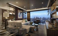 René Dekker Design, London - High End Luxury & Exclusive Interior Design by René Dekker