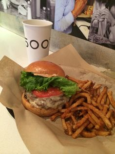 Burgers at 500 Degrees. The best!
