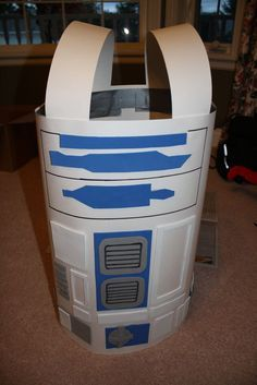 diy r2d2 costumes baby - Google Search                              …