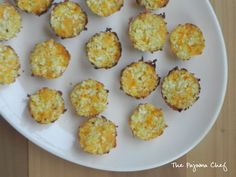 Baked Cauli-Tots [Two Ways]