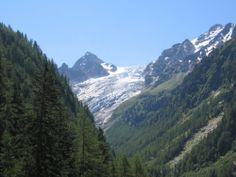 Glaciar del Trient - Martigny