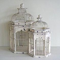shabby chic bird cage   Shabby Chic Bird Cages   Birdcages