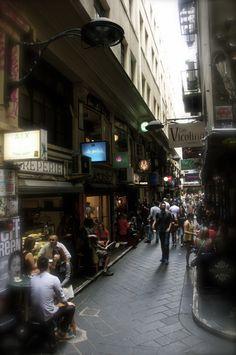 Lanes....Melbourne Style~