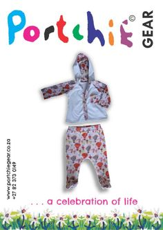 Baby twinset by #portchiegear - www.portchiegear.co.za Baby Grows, Famous Artists, Gears, Dinosaur Stuffed Animal, Africa, Toys, Clothing, Prints, Animals