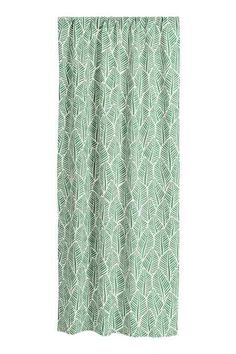 Kennedy Home Collection 21189 Canvas Weave Blackout Curtain Gray 40 By 84 Inch