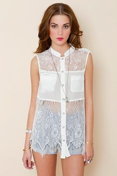 Oh my goodness, I am so so in love with NastyGal's new Blinded by the light collection. Perfection!!