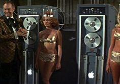 Fembots, Dr. Goldfoot and the Bikini Machine (1965)