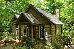 Cute Small Log Cabin