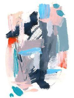 Giclee Print: Rhythms Ii by Olimpia Piccoli : 48x36in
