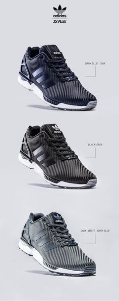 adidas ZX Flux Woven, Adidas Isn't my favorite brand but these are pretty cool
