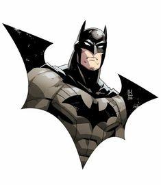 Batman by - Batman Poster - Trending Batman Poster. - Batman by Más Posters Batman, Poster Marvel, Batman Artwork, Batman Comic Art, Batman Fan Art, Batman Quotes, Batman Drawing, Joker Batman, Dc Comics