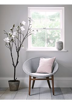 NEW Grey Woven Tub Chair - Furniture