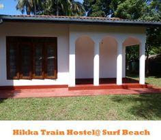 Hikka Train Hostel @ Surf Beach, in Sri Lanka: ostello sulla spiaggia di Hikkaduwa. Gli sport da praticare sono tanti, dallo snorkeling al surfing.Prezzi da 4,00€