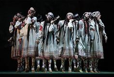 Nijinsky's Le Sacre du Printemps, The Hamburg Ballet Ballet Theater, Theatre, John Neumeier, The Rite Of Spring, Ballet Companies, Dance Stuff, Ballet Costumes, Scene Photo, Firebird