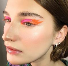 Tools editorial (notitle) - Make up Makeup Trends, Makeup Hacks, Makeup Inspo, Makeup Art, Makeup Tips, Makeup Ideas, Makeup Tutorials, Make Up Looks, Orange Eye Makeup