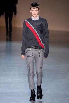 Diesel Black Gold Fall 2015 Menswear Fashion Show