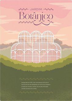 Galeria - Arte e Arquitetura: Posters de Curitiba por Maycon Prasniewski - 12