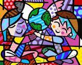 5 Ιουνίου-Παγκόσμια Ημέρα περιβάλλοντος   32ο Νηπιαγωγείο Θεσσαλονίκης Arte Ninja, Ninja Kunst, Ninja Art, Graffiti Art, Paris Kunst, Paris Art, Psychedelic Art, Modern Pop Art, 5th Grade Art