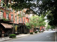 Greenwich Village, NYC - If I lived in NYC, it would be here!