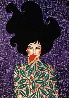 Por amor al arte: Hülya Özdemir Blue Dog Posters, Art Pictures, Photos, Arte Pop, Human Art, Calligraphy Art, Canvas Artwork, Portrait Art, Female Art