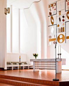 Architect: Alvar Aalto  Location: Wolfsburg, Germany  Year: 1968