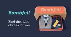 Get clothes picked for you by a stylist, so you can spend your time doing awesome guy stuff.