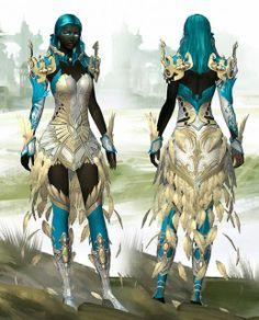 Guild Wars 2 phoenix light armor