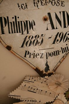 french heart by pam garrison, via Flickr