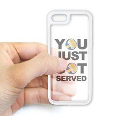 You Just Got Served iPhone 5C Case on CafePress.com